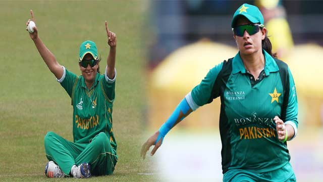 Sana Mir Becomes World's Most Successful Women Spinner