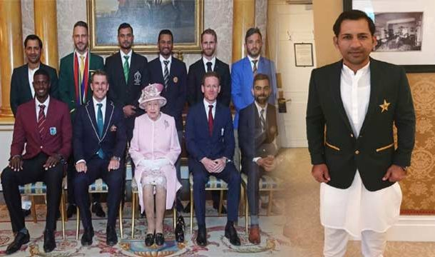 Sarfraz Won Hearts For Representing Pakistani Culture in England
