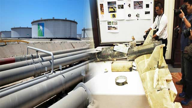 Drone Attack on Saudi Oil Stations Led to Closing Pipelines