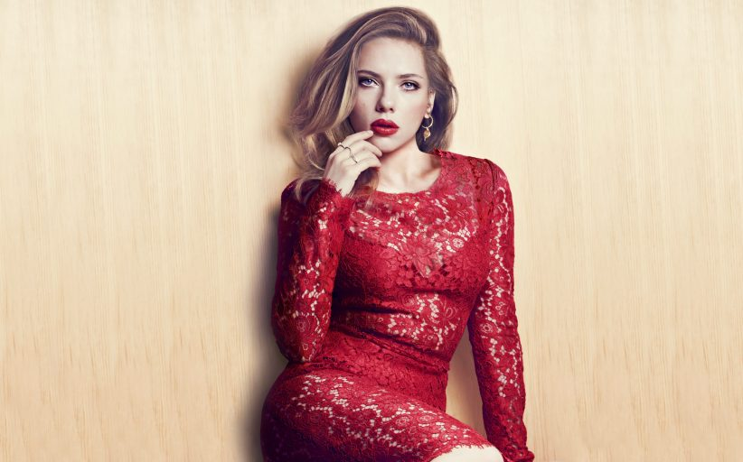 Wedding Bells Ring Once Again For Scarlett Johansson