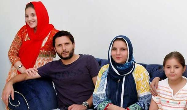 No Outdoor Sport For My Daughters: Shahid Afridi