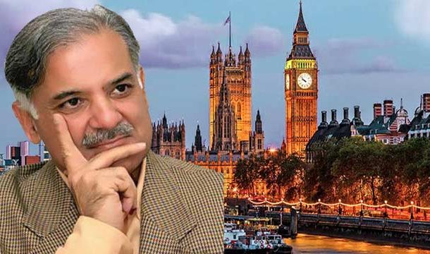 Is Shahbaz Seeking Political Asylum in UK?