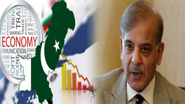 Shehbaz Hints a Foreign Agenda Behind Economy Destruction