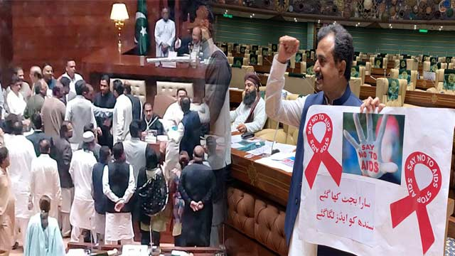 Sindh Assembly: Lawmakers Resorted to Verbal, Physical Attacks