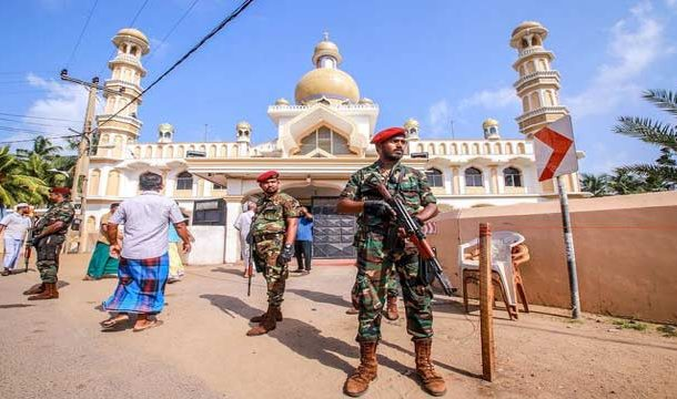 Curfew Imposed After Mosques Attacked in Sri Lanka