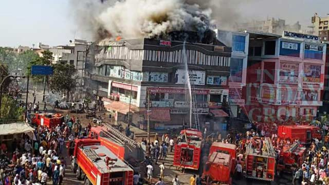 India: 23 Teenage Students Killed in Tutoring Centre Fire