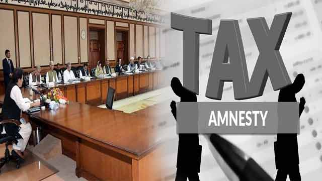 Federal Cabinet Likely to Approve Tax Amnesty Scheme Today