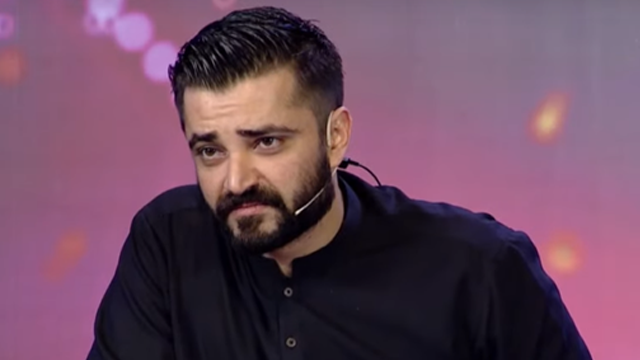 Hamza Ali Abbasi Trolled Again by Another Contestant of the Show, Pakistan Star