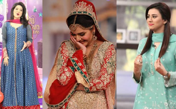 The Pakistani Morning Shows Then vs. Now