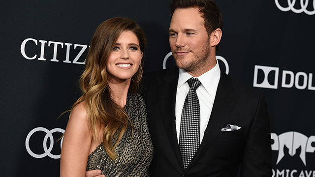 Check out First Wedding Picture of Chris Pratt and Katherine Schwarzenegger! They Look Adorable!