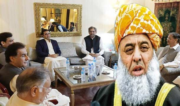 Fazal's Preparations Are On Full Swing For APC Meeting