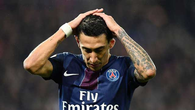Di Maria Again Fails to Perform at Copa America