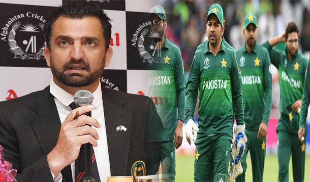 Afghan Official Mocks Pakistan's Cricket Team, Offers Coaching