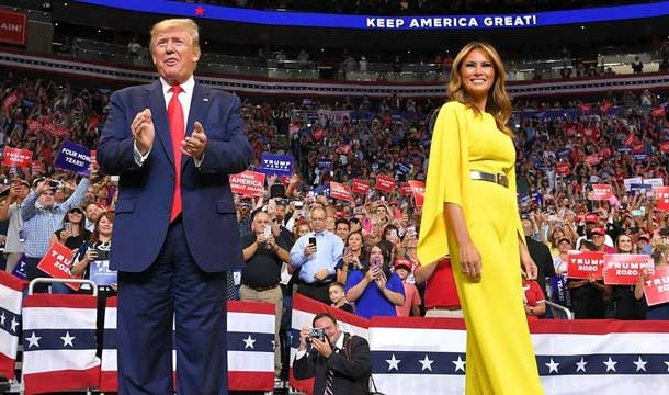 Trump Launches Re-Election Campaign Vowing to 'Keep America Great'