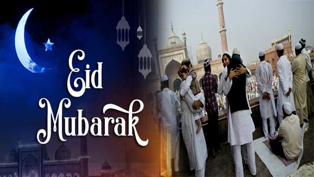 Muslims Across The Country Observe Eid-ul-Fitr Today