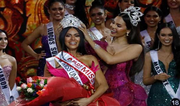 Gazini Ganados Crowned as Miss Philippines 2019
