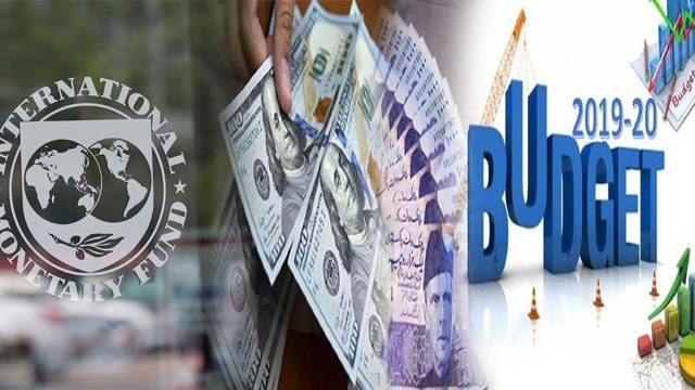 Loan Agreement and IMF Dictated Federal Budget 2019
