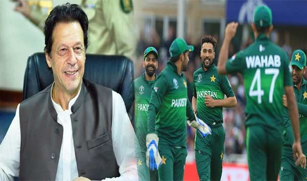 PM Khan, DG ISPR, Laud Pakistan's Win Over England