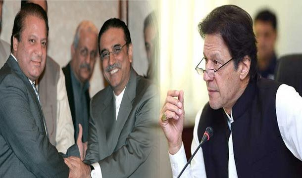 No One Directly Approached PM Khan For NRO