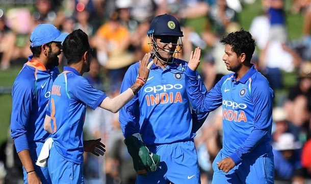 India Tops ICC World ODI Rankings