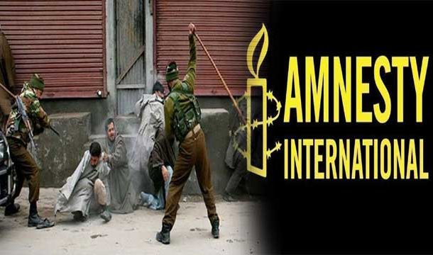 Amnesty International Slams Human Rights Violations in IOK