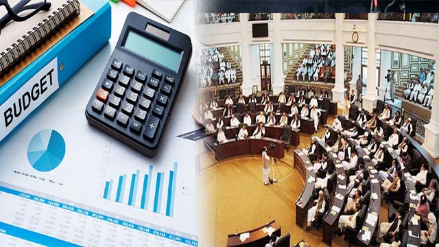 KP Assembly Passes Budget Amid Ruckus
