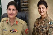 Proud to Join Pakistan Army: Lt Gen Nigar Johar