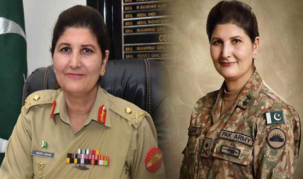 Meet The Third Woman in Pak History to Hold 'Major General' Rank