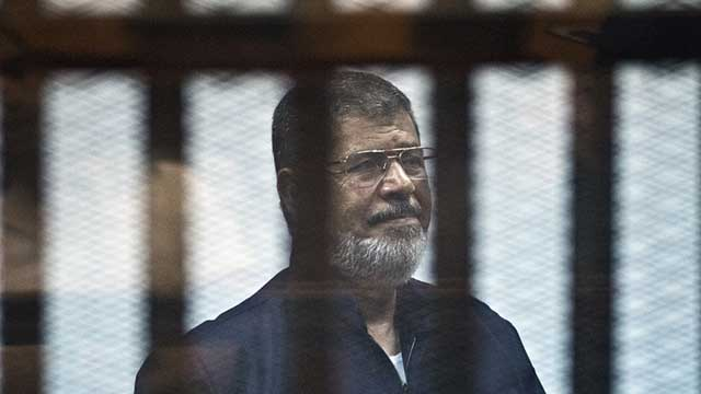 Egypt's Ex-President 'Mohamed Morsi' Buried in Cairo