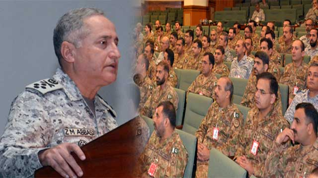 PAK Navy Ready For All Maritime Security Challenges: Naval Chief