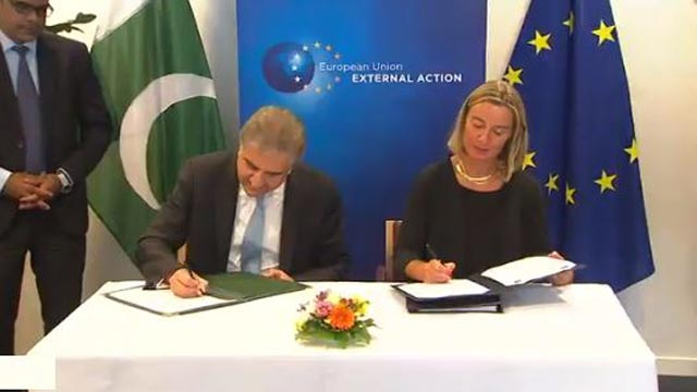 Pakistan, EU Sign Strategic Plan to Boost Relations