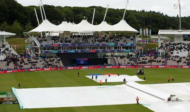 ICC WC: Rain Washes Out South Africa- West Indies Match