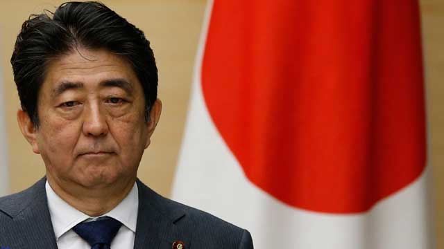 Pension Issue Lands Japan's Abe in Trouble
