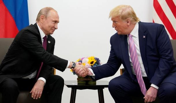 Don't Meddle With Election, Please: Trump Tells Putin