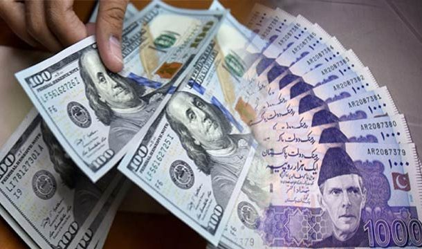March 5, the US Dollar was Selling for Rs157.9
