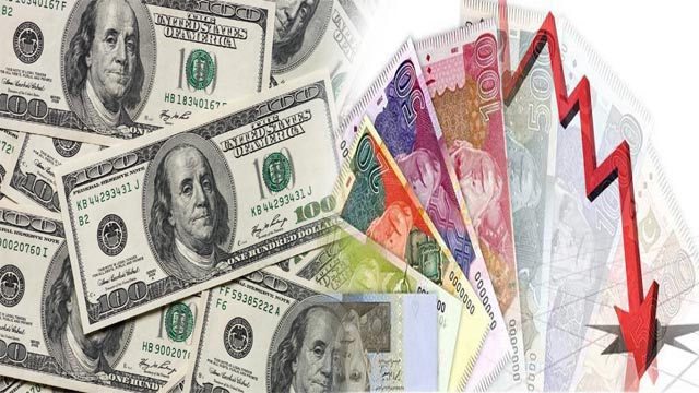 Dollar Flying High, Reaches Rs164.50 in Inter-Bank Market