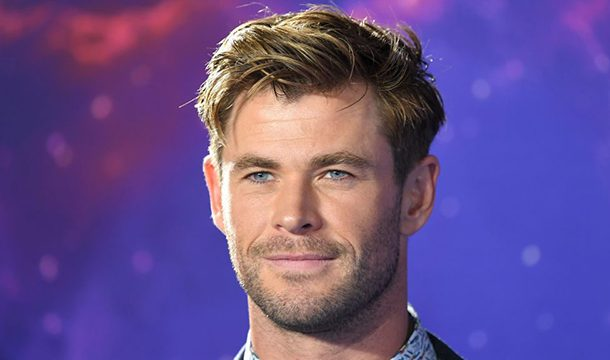 Chris Hemsworth Taking a Break from Hollywood to Spend Time with Family