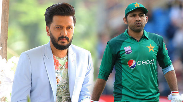 Ritesh Deshmukh Voices in Support of Sarfaraz Ahmed After His Grave Humiliation