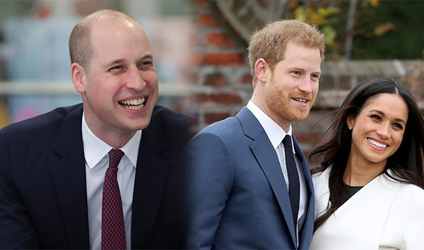 Prince Harry and Meghan Markle Under The Hot Water For Not Wishing Prince William on His Birthday Privately