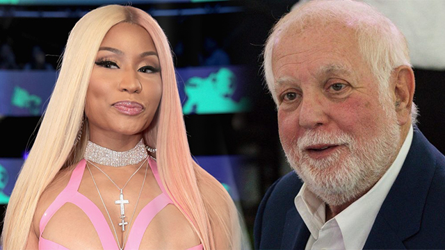 Nicki Minaj Uncovers The Truth About The Grammy Producer, Ken Ehrlich Blackmailing Her