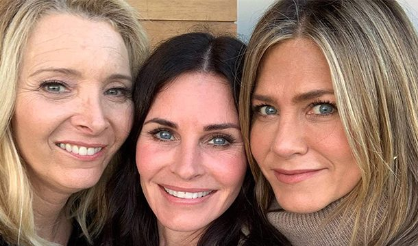 F.R.I.E.N.D.S Female Casts Have Their Own Personal Reunion, and Fans Couldn't be More Excited and Hopeful for An Actual One