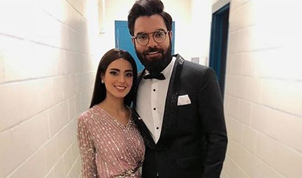 Iqra Aziz's comment on Yasir Hussain's Picture has made Everyone Believe that They are in a Relationship