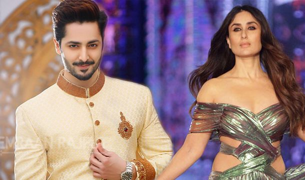 Danish Taimoor was Offered a Role in Veeray Di Wedding Opposite Kareena Kapoor