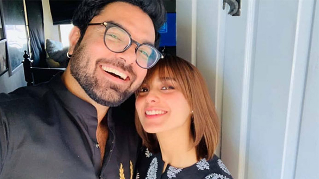 Yasir Hussain and Iqra Aziz's Latest Video has Made Everyone Say