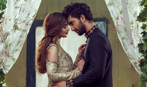 Ahad Raza Mir Announces his Marriage with Sajal Aly to be Happening 'Very Soon'
