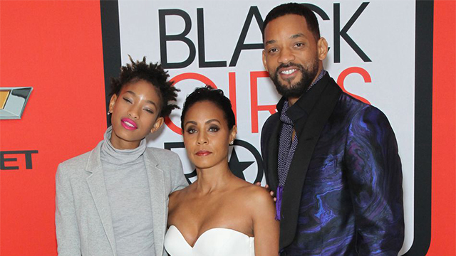 Willow Smith Reveals that her Parent's Marriage was so Bad that she Hoped they'd Split