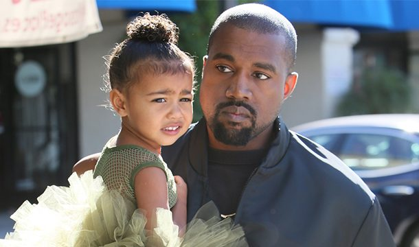 North West Wishes to be a Rapper like her Dad, Kanye West, in An Adorable Video