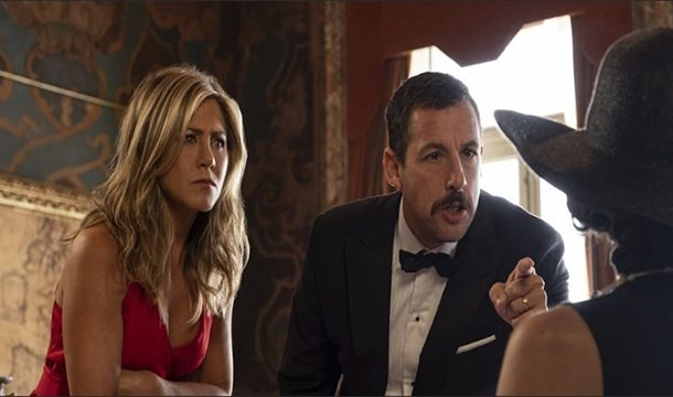 Jennifer Aniston's Murder Mystery helped her Move on from her Divorce with Justin Theroux