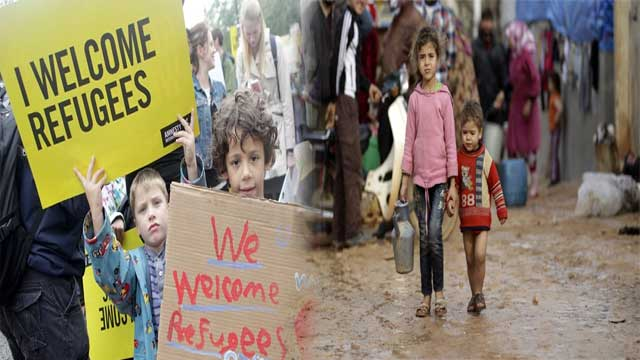 Let's Take A Step on World Refugee Day