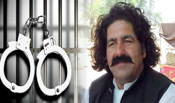 PTM Leader Ali Wazir Sent On Judicial Remand